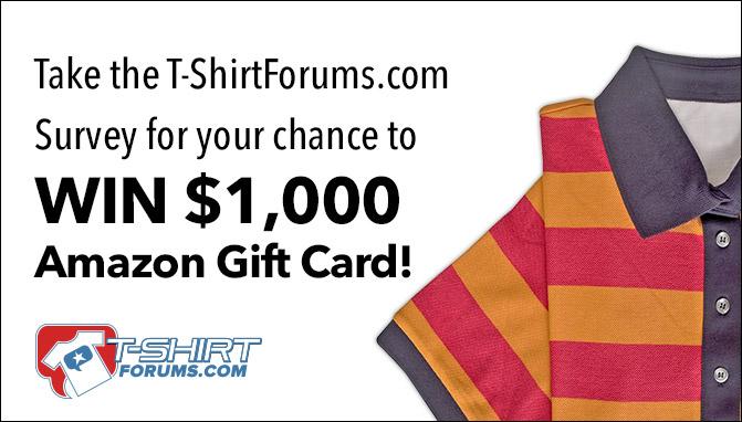 Take the T-shirtforums.com survey to Win 00 Amazon Gift Card-t-shrit-survey-671x382.jpg