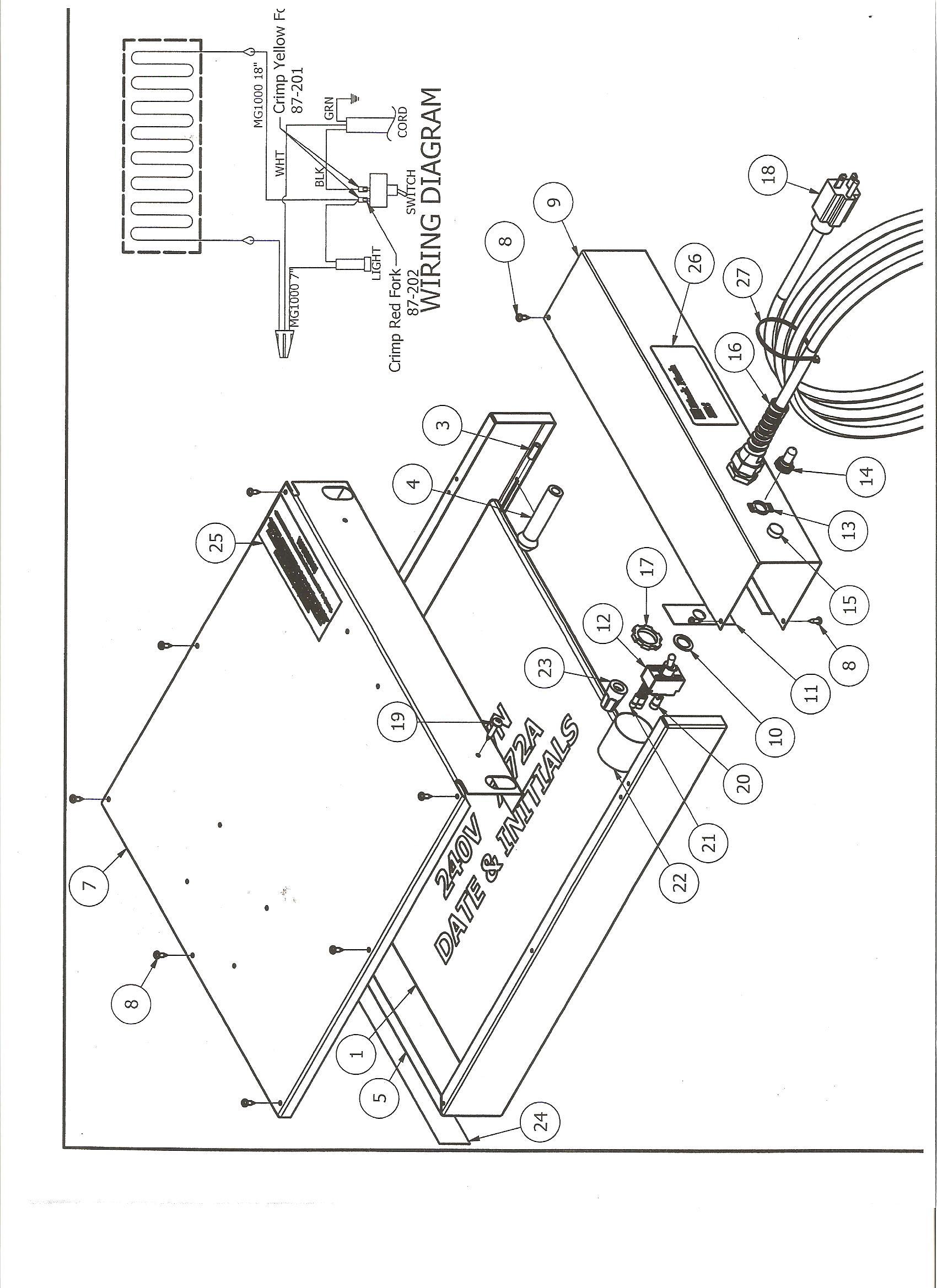Wiring Heating Element For Diy Conveyor Dryer T Shirt Forums